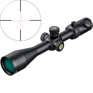Athlon Argos 8-34x56 Riflescope Illuminated Etched Glass Mil Reticle 30mm Tube 0.1 Mil Adjustment Side Adjust Parallax First Focal Plane Matte Black