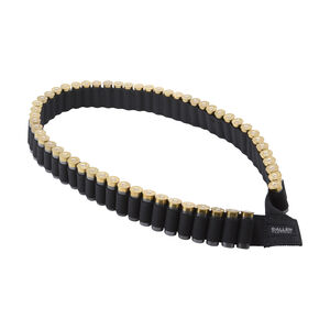 "Allen Company Heavy Duty Bandolier Holds 56 Shotgun Shells 12 Gauge 2"" Wide Nylon Black 220"