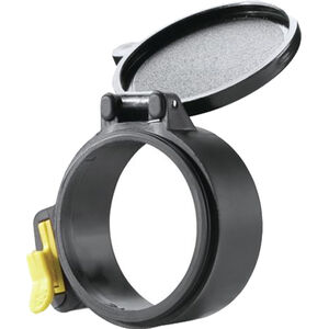 Butler Creek Multiflex Flip-Open Scope Cover Eyepiece Size 10/11 Polymer Black