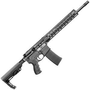 "CORE15 MFT Keymod AR-15 Semi Auto Rifle 5.56 NATO 16"" Barrel 30 Rounds Black"