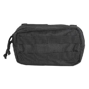 Voodoo Tactical MOLLE Utility Pouch Nylon Black 20-7211001000