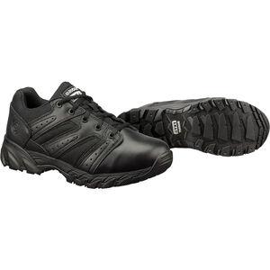 Original S.W.A.T. Chase Low Men's Shoe Size 9.5 Regular Non-Marking Sole Leather/Nylon Black 131001-95