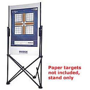 Folding Paper Target Holder Carrying Case