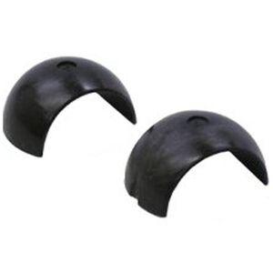 """Burris 1"""" Signature Ring Pos Align Offset .010"""" Inserts Black Plastic"""