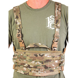 High Speed Gear AO Chest Rig MultiCam