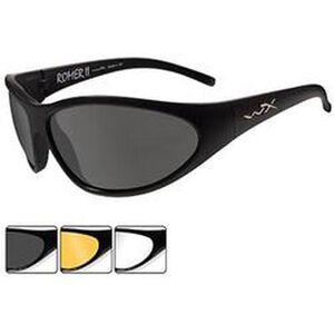 Wiley X Eyewear Romer III Safety Glasses Black 1006