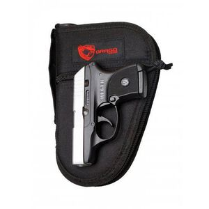 "Drago Gear 8.5"" Pistol Case Polyester Construction Gray 12-310GY"