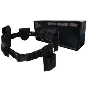 5ive Star Gear Duty Belt Kit 1680 Denier Polyester Large Black 4197003