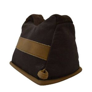 Benchmaster All Leather Bench Bag Unfilled, Medium BMALBBME