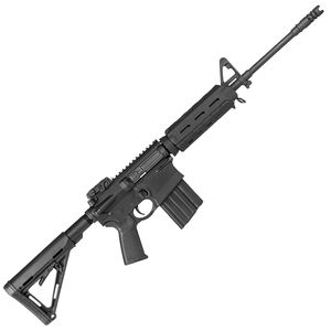 "DPMS GII MOE AR Style Semi Auto Rifle .308 Winchester 16"" Barrel 19 Round Magazine Magpul MOE Furniture Matte Black Finish"