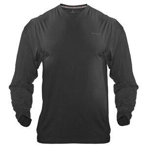 Medalist Men's Tactical Shield Long Sleeve Crew Shirt Polyester/Spandex XXL Black M4625BL2XL