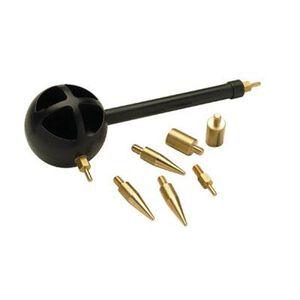 CVA PowerBelt Universal Bullet Starter Kit Polymer/Brass Black AC1500