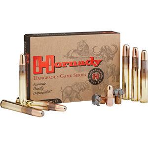 Hornady Dangerous Game .458 Lott Ammunition 20 Rounds 500 Grain DGX Projectile 2300 fps