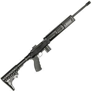 "Inland M30-C Carbine Semi Auto Rifle .30 Carbine 16.25"" Barrel 10 Rounds Aluminum Sage EBR Chassis System with Adjustable Stock Black Finish"