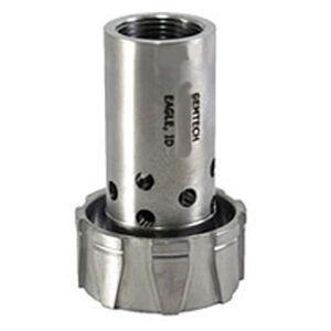Gemtech Suppressors Piston Metric 13.5x1 Left Hand for GM-45/LUNAR-45/Blackside-45 Gemtech LID System Stainless Steel Natural Finish
