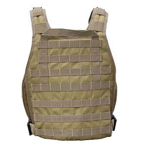 Galati Gear Armor Plate Carrier Vest, Desert Tan