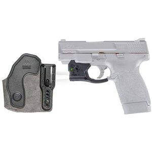 Viridian Reactor TL Gen 2 Tactical Light for Smith & Wesson M&P Shield 45 ACP featuring ECR and Radiance Includes Ambidextrous IWB Holster