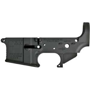 CORE 15 AR-15 Semi Auto Lower Receiver Stripped Black 100258