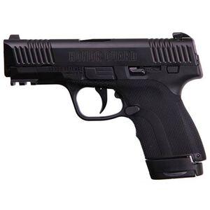 "Honor Defense Honor Guard Long Slide Semi Auto Pistol 9mm 3.8"" Barrel 7/8 Rounds No Safety Black"