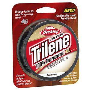 Berkley Trilene Fluorocarbon XL Line Filler Spool 200 Yards Clear 1291907