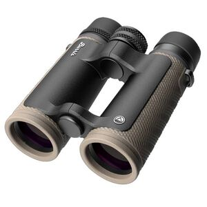 Burris Signature HD 10x42 Binoculars Roof Prism Full Multi-Coated Lens Phase Corrected BAK-4 Roof Prism Open Bridge Rubber Armor Coated Sand Finish