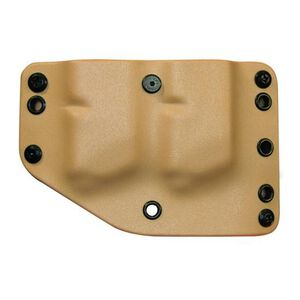 Phalanx Defense Systems Stealth Operator Twin Double Stack Magazine Holster Right Hand  Polymer Coyote H60067