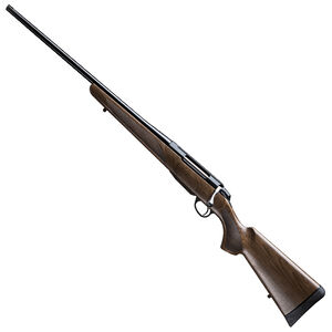 "Tikka T3x Hunter Left Hand 6.5 Creedmoor Bolt Action Rifle 22.4"" Barrel 3 Rounds Oiled Satin Walnut Stock Blued Finish"