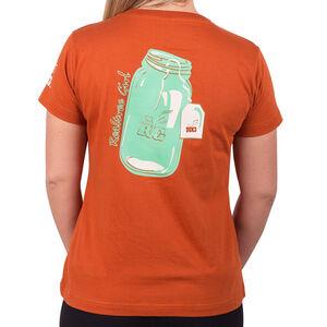 Realtree Sweet Tea Women's T-shirt 2XL Cotton Fuchsia