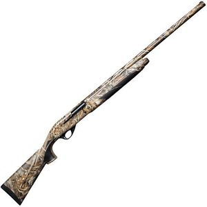 "Weatherby Element Waterfowl Max-5 Semi Automatic Shotgun 12 Gauge 26"" Barrel 3"" Chamber 4 Rounds FO Sight Synthetic Stock Realtree Max-5 Camo"