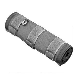 """SilencerCo 6"""" Suppressor Cover Cordura Nylon Shell Grey AC1739"""