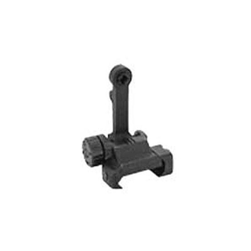Knight's Armament BUIS Micro Flip-Up Sight Picatinny Black AR15