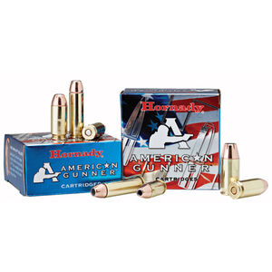 Hornady American Gunner.40 S&W Ammunition 20 Rounds XTP HP 180 Grains 91364
