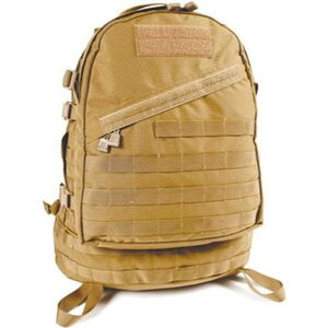 "BLACKHAWK! Ultralight 3 Day Assault Pack 20""x13""x6"" Nylon Tan 603D08CT"