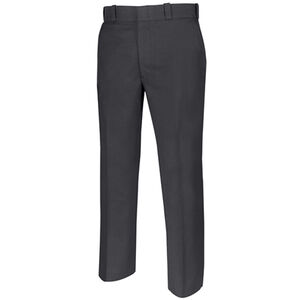 Elbeco DutyMaxx 4 Pocket Pants Men's Size 34 Unhemmed Polyester Rayon Midnight Navy