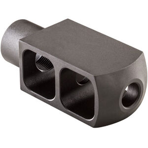 Alexander Arms .50 Beowulf Tank Muzzle Brake Threaded 49/64x20 TPI Steel Black