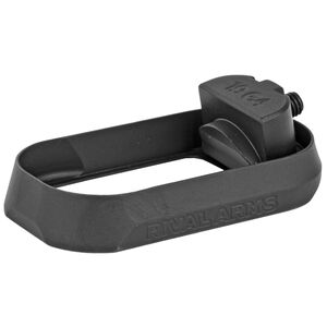 Rival Arms Two Piece Magwell for GLOCK Gen 4 19/23/32 CNC Machined Aluminum Matte Black Finish