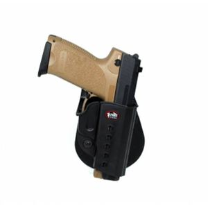 Fobus PT-111 and VP9 Evolution Paddle Holster Right Hand Polymer Black