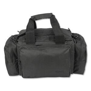 "Bob Allen Black Tactical Range Bag 20"" X 10"" X 9"", Polyester, Black"