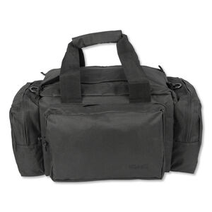 "Bob Allen Black Tactical Range Bag 20"" X 10"" X 9"", Polyester, Black"
