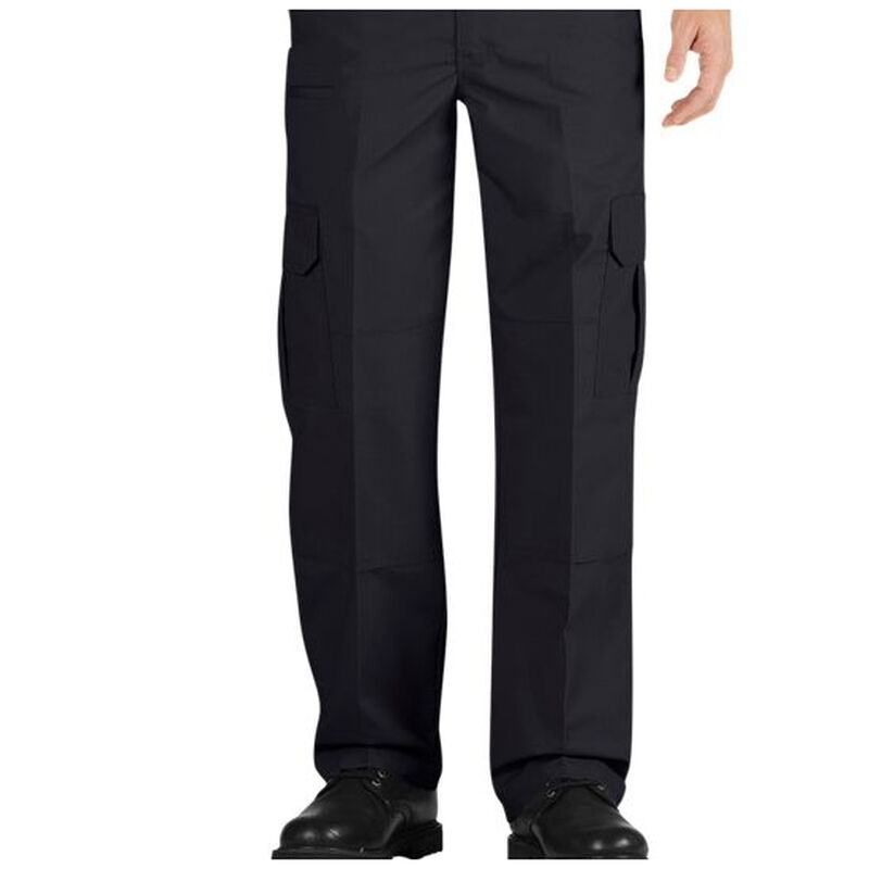 Dickies Tactical Relaxed Fit Straight Leg Lightweight Ripstop Pant Men's Waist 34 Inseam 34 Polyester/Cotton Midnight Blue LP703