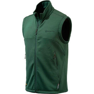 Beretta Special Purchase Men's Static Fleece Vest Small Fleece Green
