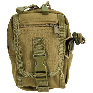 Fox Outdoor Multi-Purpose Accessory Pouch Coyote 56-688