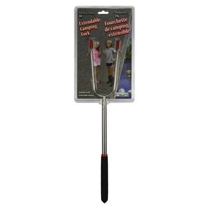"Extendable Camping Fork Heavy Duty, 16"" to 60"""
