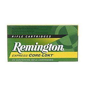 Remington Express .280 Remington Ammunition 20 Rounds 140 Grain Core-Lokt PSP Soft Point Projectile 3000fps