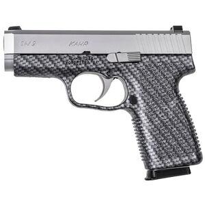"Kahr Arms CW9 Semi Auto Pistol 9mm 3.6"" Barrel 7 Rounds Carbon Fiber Polymer Frame Matte Stainless Steel"