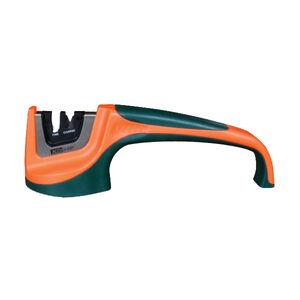 AccuSharp Pull Through Knife Sharpener Tungsten Orange/Green 039C