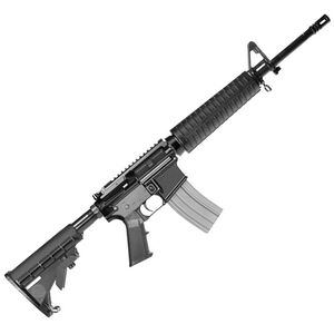 "Del-Ton Sierra 316H AR-15 Semi Auto Rifle 5.56 NATO 16"" Barrel 30 Rounds Black"