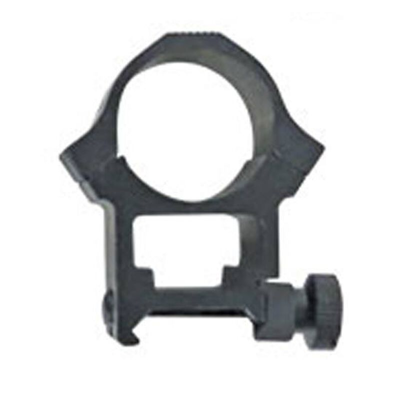 "Sun Optics Sport Rings 1"" High Standard Dovetail Black SM056"
