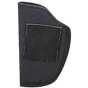 "Ambidextrous Inside-the-Pants Holster Small-Frame Autos 2-1/4"" Barrels Size 00 Synthetic Black"