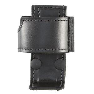 "Aker Leather XTS-3000 Radio Holder Velcro Closure Fits 2.25"" Belts Plain Black A588U-BPXTS3000"
